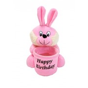 ''PRACHI TOYS'' Ultra Soft Teddy Pen Stand Holder Adorable gift for Kids Birthday (RABBIT)