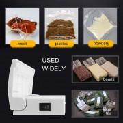 EY Inicio Sello De Vacío Portátil Alimentación Sellador De La Bolsa De Embalaje Herramientas De La Cocina De La Máquina Color Blanco