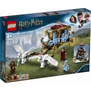 LEGO Harry Potter Trasura lui Beauxbatons Sosire la Hogwarts 75958