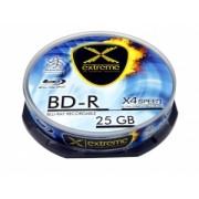 BluRay BD-R Extreme [ Cake Box 10 - 25GB - 4x ]
