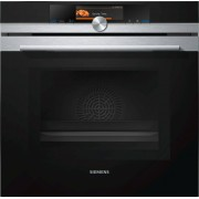 Siemens iQ700 HM678G4S6B with Microwave - Stainless Steel