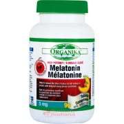 Melatonina Organika 5 mg 90 tablete
