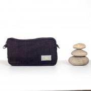 Rawganique Around The World 3 in 1 Convertible Hemp Waist Pouch Bag Earth Brown RGBG-298P