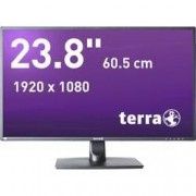 Terra LED monitor Terra LED 2456W, 60.5 cm (23.8 palec),1920 x 1080 px 5 ms, ADS LED Audio-Line-in , DVI, DisplayPort, HDMI™, na sluchátka (jack 3,5 mm)