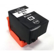 Printflow Compatível: Tinteiro Epson 202XL Preto (C13T02G14010)