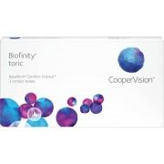 Biofinity toric - 3 lenzen
