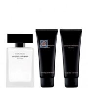 Narciso Rodriguez For Her Pure Musc eau de parfum 50ML + 50ml latte corpo + 5...