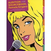 Wise Publications - Audition Sourcebook - Female Singers