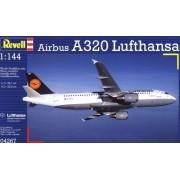 Revell - 4267 - Maquette Classique À Peindre Et À Coller - Airbus A320 Lufthansa-Revell