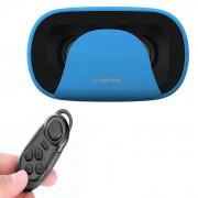 Baofeng Mojing Realidad Virtual VR 3D Gafas + BT Controlador - Azul