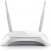 Router Tp-Link TL-MR3420 Inalambrico Redes 3G/4G 300 Mbps 4 Puertos-Blanco