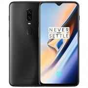 Oneplus 6T A6010 256 GB/8 GB Dual Sim (negro medianoche) Modelo internacional sin garantía en los Estados Unidos solo GSM, no CDMA