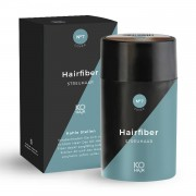 KÖHAIR KÖ-HAIR Hair Fibers Streuhaar Haselnussbraun zur Haarverdichtung