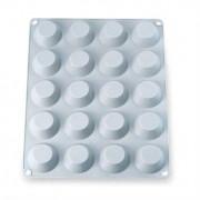 Grande Flexi'Plaque silicone 20 mini-tartelettes Mathon