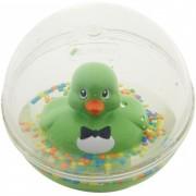 Fisher Price Fisher-price Patito A Flote Color Verde Mattel