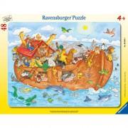 Puzzle arca lui Noe, 48 piese, RAVENSBURGER