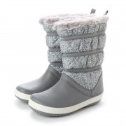 【SALE 30%OFF】クロックス crocs レディース ロングブーツ Crocband Winter Boot W 205314 4412 レディース