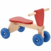 Galt Tiny Trike Junior Blank/Rood