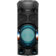 Sistem audio High Power SONY MHC-V42D Jet Bass Booster Bluetooth NFC Dj Effects USB DVD Negru