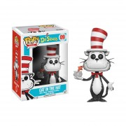 Funko Pop Cat In The Hat Fish Bowl Exclusivo Dr Seuss