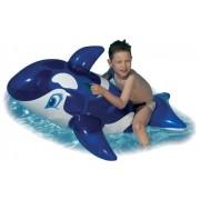 Надуваем делфин-прозрачен 9924