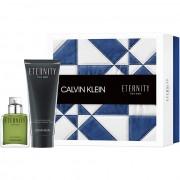 Calvin Klein Eternity for Men Gift Set: EdT 50ml+Deo Stick 75ml