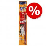 Pachet economic Vitakraft Beef-Stick® 50 x 12 g - curcan