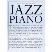Music Sales The Library Of Jazz Piano
