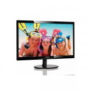 "Philips monitor 24"" - 246V5LSB/00 1920x1080, 16:9, 250 cd/m2, 5ms, VGA, DVI"