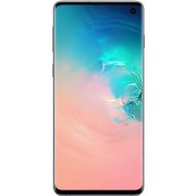 "Telefon Mobil Samsung Galaxy S10, Dynamic AMOLED Capacitive touchscreen 6.1"", 8GB RAM, 128GB Flash, Camera Tripla 12+12+16MP, 4G, Wi-Fi, Dual SIM, Android (Argintiu) + Cartela SIM Orange PrePay, 6 euro credit, 6 GB internet 4G, 2,000 minute nationale si i"