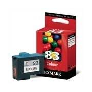 Lexmark 83 Cartucho de tinta (Lexmark 18L0042) color