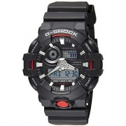Casio G-shock Analog-Digital Black Dial Mens Watch-GA-700-1ADR (G714)