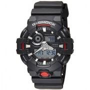 Casio G-shock Analog-Digital Black Dial Mens Watch-GA-700-1ADR (G714)