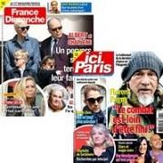 France Dimanche + Ici Paris - Abonnement 12 mois