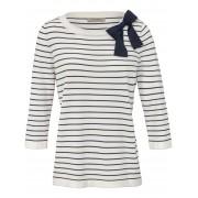 Uta Raasch Rundhals-Pullover 3/4-Arm Uta Raasch mehrfarbig