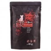 catz finefood Purrrr in busta 8 x 80/85 g - No. 111 Agnello (8 x 85 g)