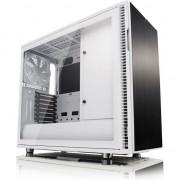 Carcasa desktop fractal design Definire R6 TG, alb (FD-CA-DEF-R6-WT-TG)