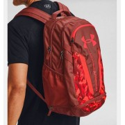 Under Armour UA Hustle Backpack Red OSFA