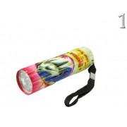 6 LEDes Unicornis elemlámpa 8,5cm 57/9672 4féle