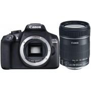 "Aparat Foto D-SLR Canon EOS 1300D + EF-S 18-135 IS, 18 MP, Ecran 3"" LCD, Filmare Full HD (Negru)"