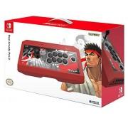 HORINSW-201UNintendo Switch Real Arcade Pro V Hayabusa: Edición Street Fighter (Ryu) de HORI Licencia oficial de Nintendo y Capcom Standard Edition
