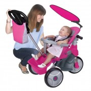 Triciclo Easy Evolution Pink