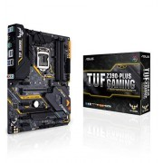 Asus TUF Z390-Plus Gaming moederbord socket 1151 (ATX, Intel Z390, 4x DDR4-geheugen, USB 3.1, M.2-interface)