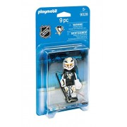 Playmobil Nhl Pittsburgh Penguins Goalie Playset