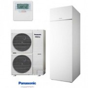Panasonic WH-UX12HE8 /WH-ADC0916H9E8 Aquarea T-CAP 3fázisú, hűtő-fűtő hőszivattyú 12kw