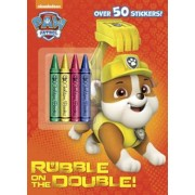 Rubble on the Double! (Paw Patrol), Paperback