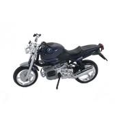 Bburago 1:18 Bmw R1100R Diecast Motorcycle, Blue