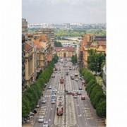 AM FOTO Nemanjina ulica - fotografija na platnu - BD1