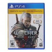 PS4 Juego The Witcher 3 Wild Hunt Complete Edition