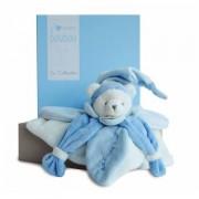 Doudou et Compagnie - J'Aime mon Doudou Collector Ours Bleu